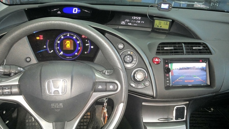 Honda - GMS 6401